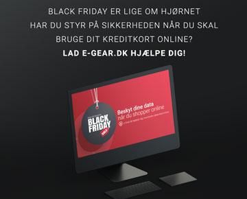 Black Friday er lige om hjørnet - Har du styr på din sikkerhed?