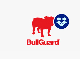 BullGuard Internet Security 2016 integration med Dropbox