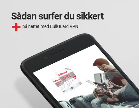 Sådan surfer du sikkert på nettet med VPN