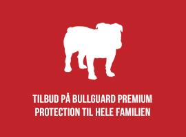 Tilbud på BullGuard Premium Protection til hele familien