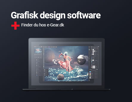 Grafisk design software