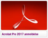 Anmeldelse af Adobe Acrobat Pro 2017