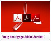 Sådan vælger du den rigtige Adobe Acrobat løsning til dit behov