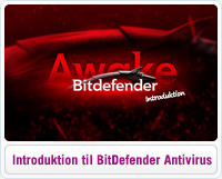 Introduktion til BitDefender Antivirus Plus