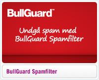 Undgå spam med BullGuard Spamfilter