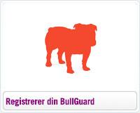 Sådan registrerer du din BullGuard licens