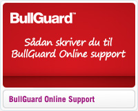 Kontakt BullGuard Online
