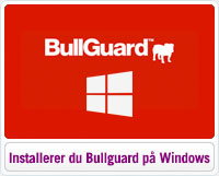 Sådan installerer du Bullguard på Windows