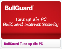 Tune up din PC med BullGuard Internet Security