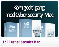 ESET Cyber Security Mac installationsguide