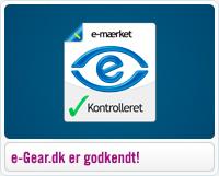 e-Gear.dk - Godkendt af e