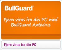 Fjern virus fra din PC me