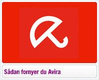 Sådan fornyer du Avira