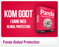 Sådan installerer du Panda Global Protection 2014