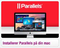 Sådan installerer du Parallels på din Mac