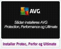 Sådan Installeres AVG Pr