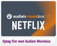 Optag film fra Netflix med Audials Moviebox