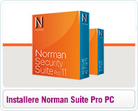 Sådan installere du Norman Security Suite Pro på din PC