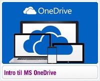 Introduktion til Microsoft OneDrive