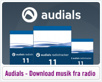Download musik fra en online radiostation med Radiotracker