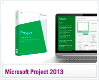 Introduktion til Microsoft Project 2013
