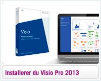 Sådan installerer du Microsoft Visio Professional 2013