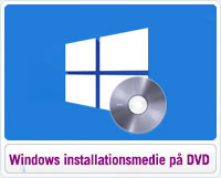 Sådan opretter du Windows 10 installationsmedie på DVD