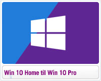 Sådan opgraderer du Windows 10 Home til Windows 10 Pro