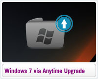 Windows 7 Anytime Upgrade