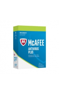 McAfee AntiVirus Plus Unlimited