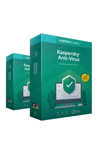 Kaspersky Anti-Virus 2016 til 3 PC på dansk