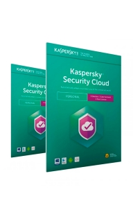 Kaspersky Security Cloud 2018 - 3 enheder / 1 år