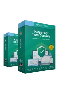 Kaspersky Total Security 2016 på dansk til 1 PC