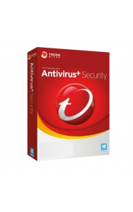 Trend Micro Antivirus + Security 3 PC på dansk