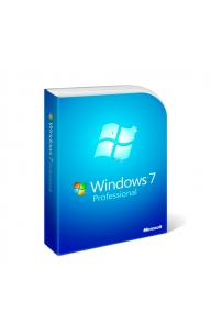 Windows 7 Professional 64-bit på dansk