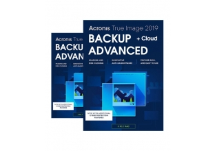 Acronis True Image Backup Advanced + 250 GB