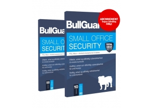 BullGuard Small Office Security abonnement