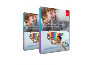 Adobe Photoshop Elements plus Adobe Premiere Elements 2020