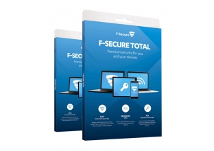 F-Secure Total Security med VPN