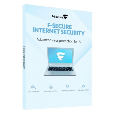 f-secure – F-secure internet security 2019 på e-gear.dk