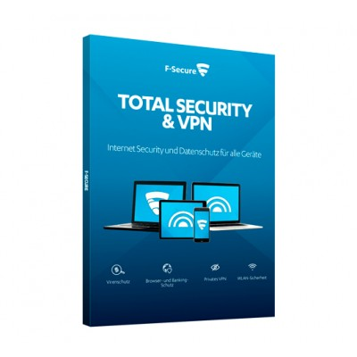 f-secure – F-secure total security and privacy fra e-gear.dk