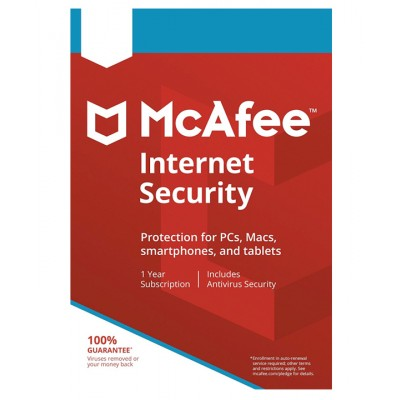 mcafee – Mcafee internet security 2019 på e-gear.dk