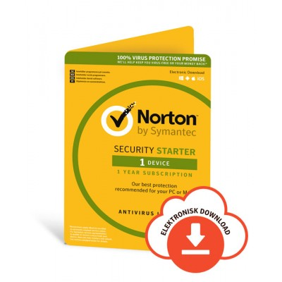 norton symantec Norton security 2019 på e-gear.dk