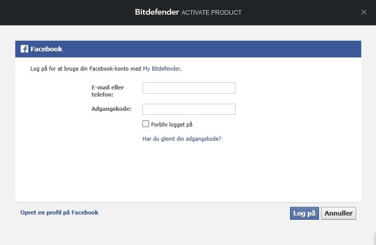 avslutte facebook konto Stathelle