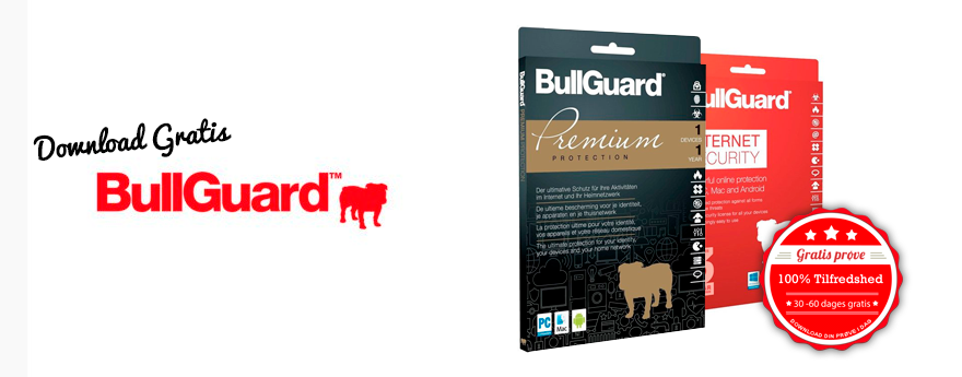 Download gratis BullGuard