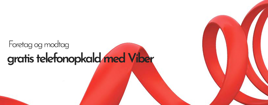 Foretag og modtag gratis telefonopkald med Viber