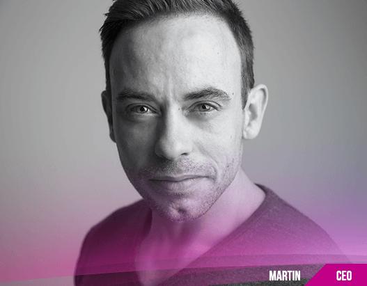 Martin CEO